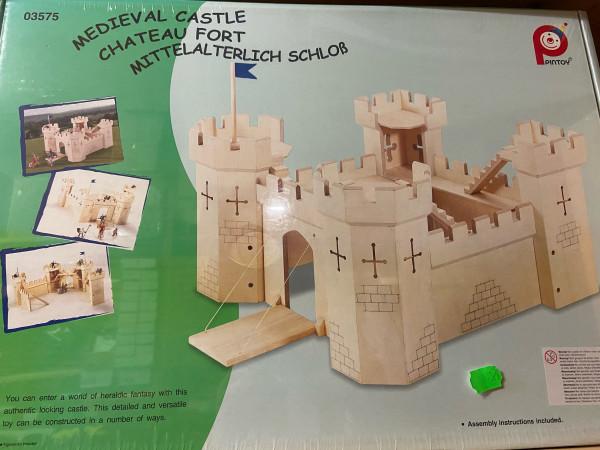 Mittelalterliches Schloss