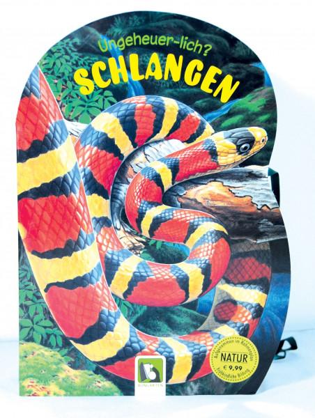 Ungeheuer-lich? Schlangen