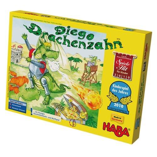 HABA Diego Drachenzahn