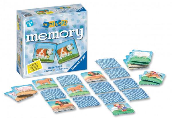 Bauernhof Memory