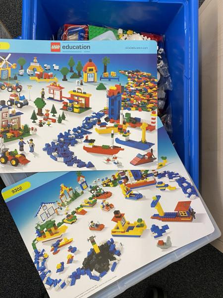Lego Hauptstadt-Set, 9302