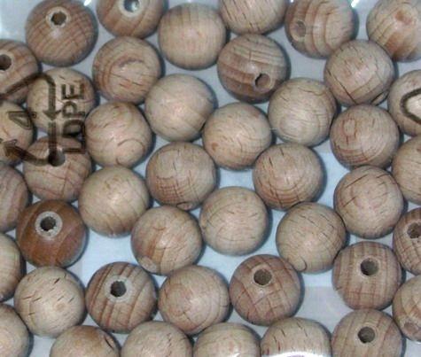 Holzkugeln 12mm, 50er Beutel