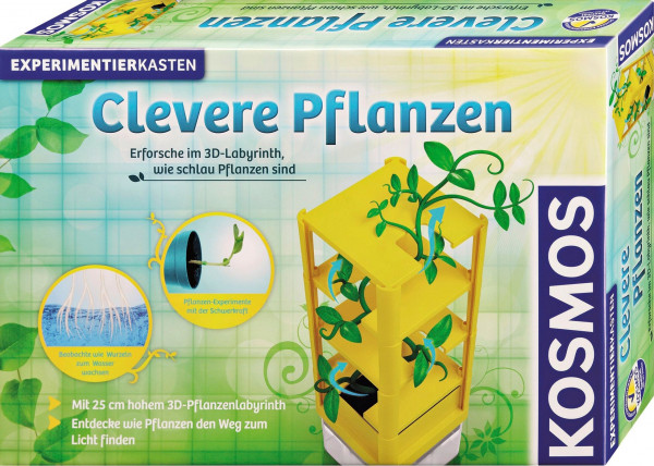 Clevere Pflanzen - Experimentenkasten