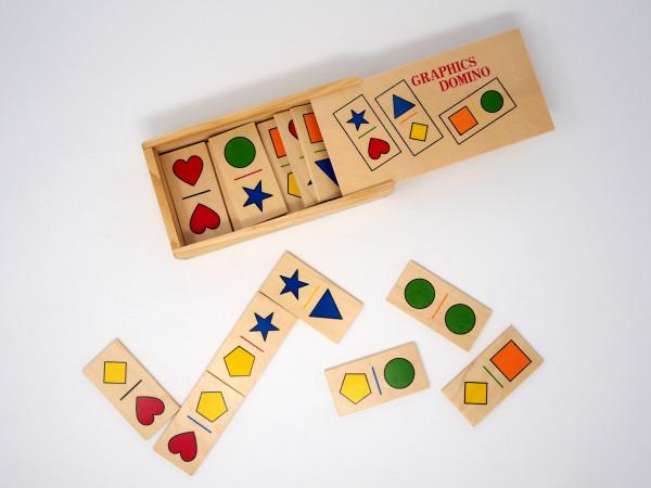 """Domino """"Farben & Formen"""""""