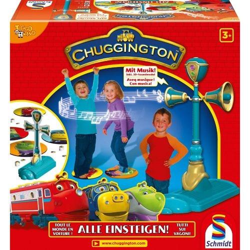 Chuggington - Alle einsteigen!