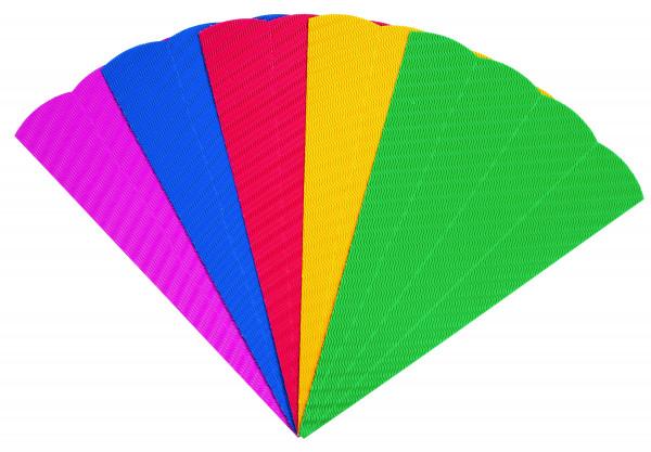 Schultüten 3D-Color-Wellpappe