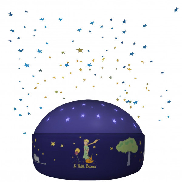 LED-Nachtlicht Le petit Prince Projektor
