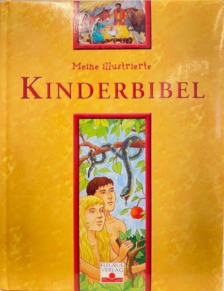 Meine illustrierte Kinderbibel