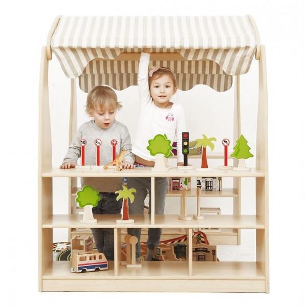 Spielhaus Kaufladen