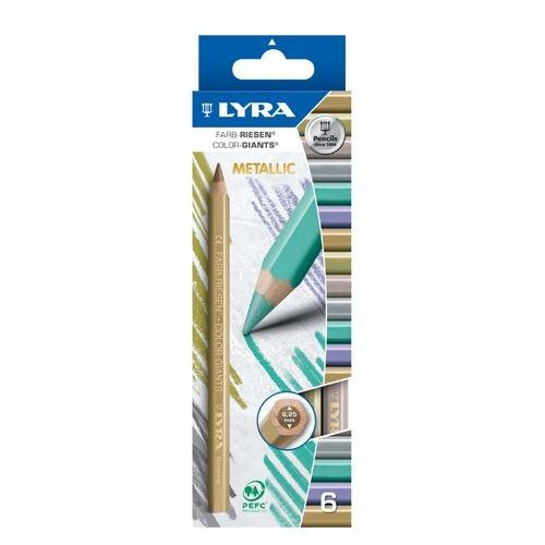 Lyra Farb-Riesen Metallicfarben