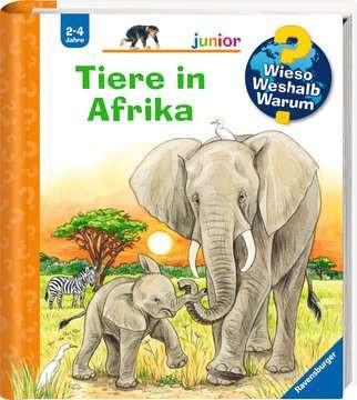 Wieso? Weshalb? Warum? Junior - Tiere in Afrika