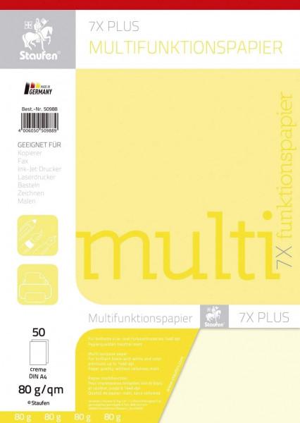 Mal- & Kopierpapier farbig