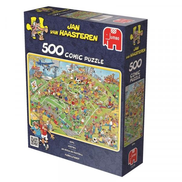 """Puzzle """"Fußballfieber"""""""