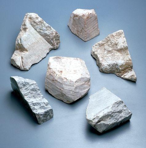 Speckstein , weiß, 1kg/Stck