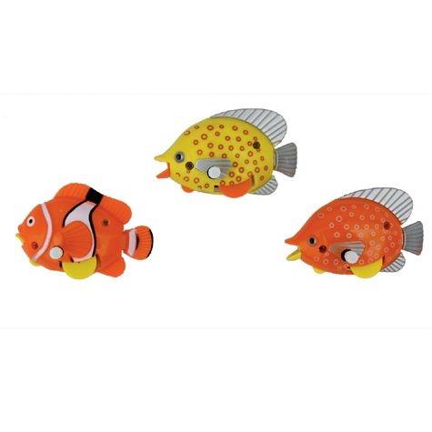 Aufziehspielzeug Fisch