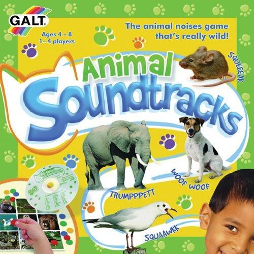 "Soundtracks-Spiel ""Tiergeräusche"""