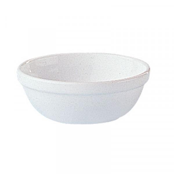 Arcopal Schale groß Ø 16 cm, uni-weiß