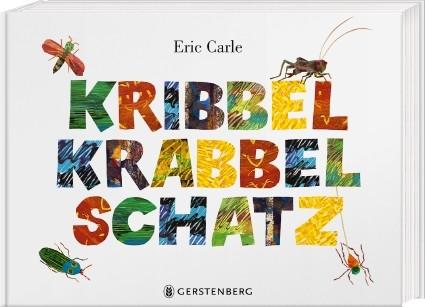 Klibbelkrabbel-Schatz, Sammelband mit 4 Titeln