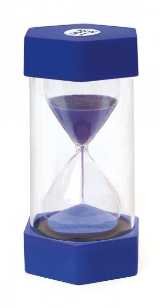 Sanduhr Maxi 15 Minuten blau