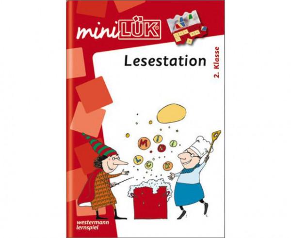mini LÜK Lesestation 2. Klasse