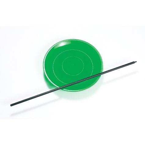 Jonglierteller grün