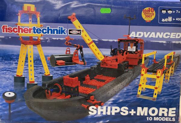 Fisher Technik Ships + more 46233