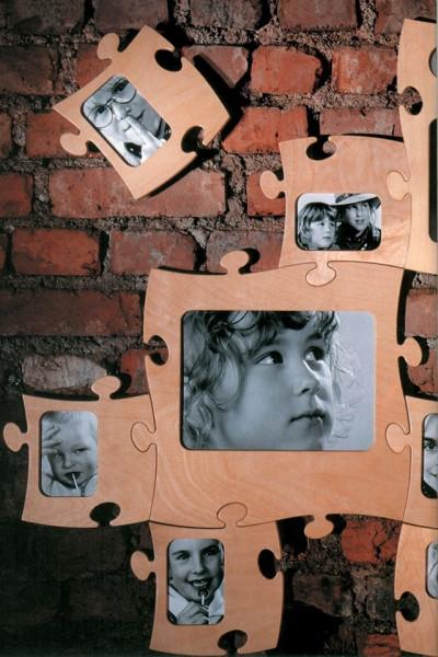 Bilderrahmen-Puzzle klein