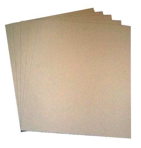 Graupappe 1,5 mm, 10 Platten