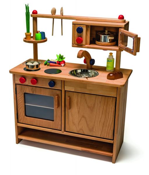 """Spielküche aus Holz """"Pantryküche"""""""