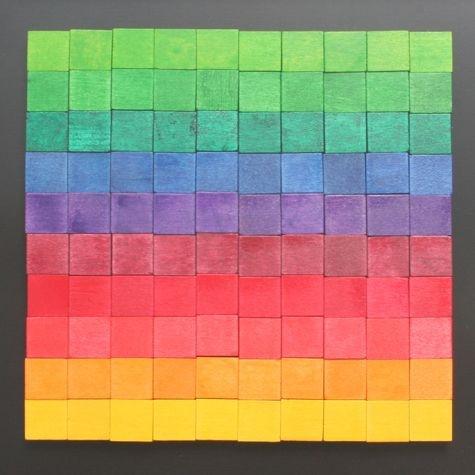 "Mini-Magnetpuzzle ""Quadrato klein"""