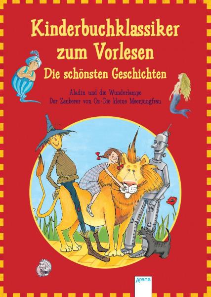 Kinderbuchklassiker zum Vorlesen
