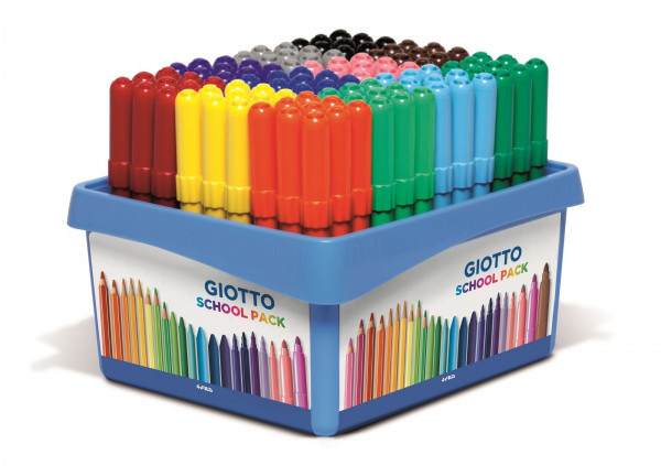 GIOTTO Turbo Maxi Set