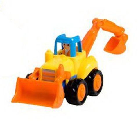 Friktionsfahrzeuge: Baggerlader/Traktor
