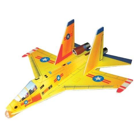 Flugzeug Jet Bausatz