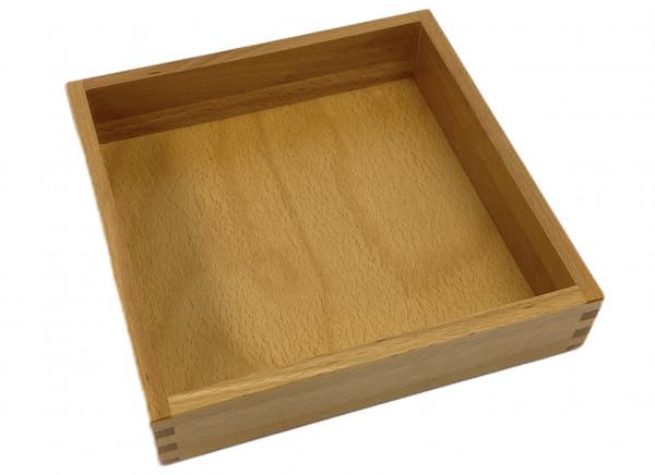 Materialkasten, Holzkasten