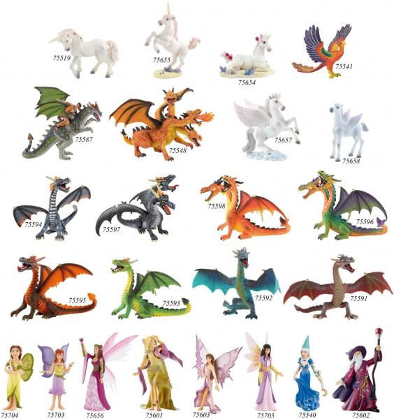 Spielfiguren Fantasy Set