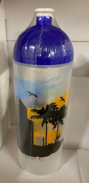 ISYbe®-Flasche Trinkflasche 0,7l, Miami