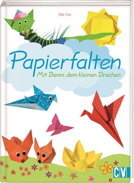Papierfalten - Mit Benni, dem kleinen Drachen