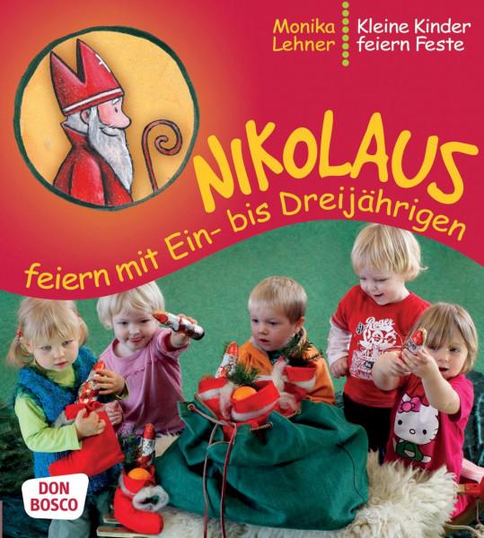 Nikolaus feiern mit Ein- bis Dreijährigen