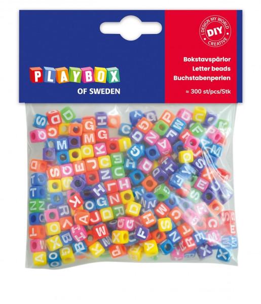 Buchstaben-Perlen 300 Stück