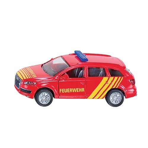 Feuerwehr-Einsatzleitwagen