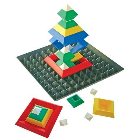 Triangel-Puzzle mit Base