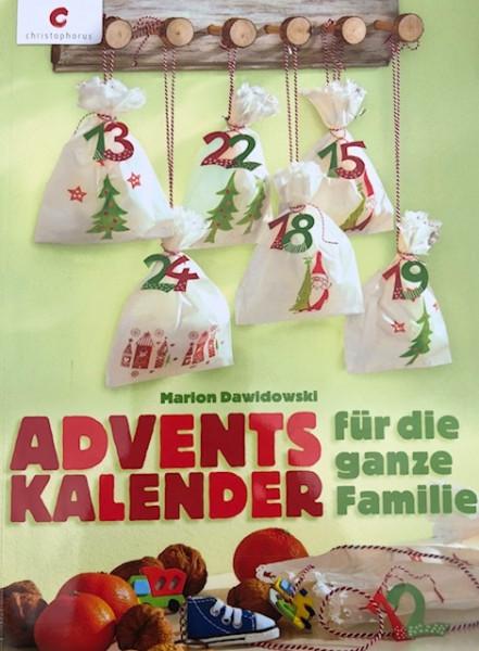 Adventskalender für die ganze Familie