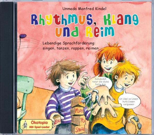 Rhythmus, Klang und Reim (CD)