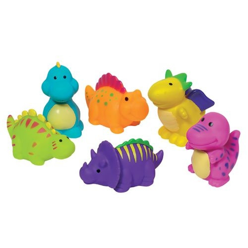 Wasserspritztier kleiner Dino