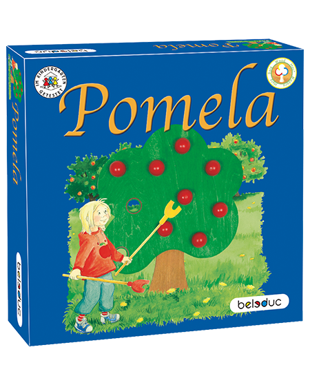 """Apfelpflückspiel """"Pomela"""""""
