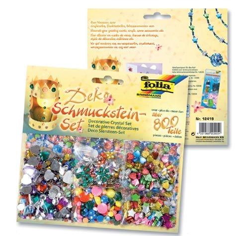 Schmuckstein-Set