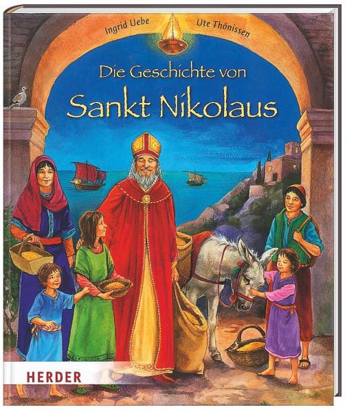 Die Geschichte von Sankt Nikolaus Remit-