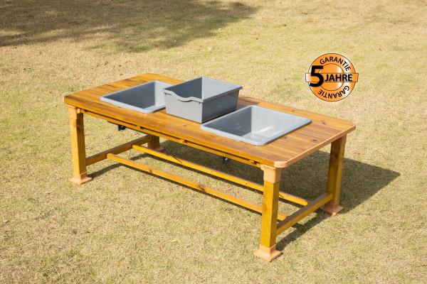 Outdoor Sand- und Wassertisch