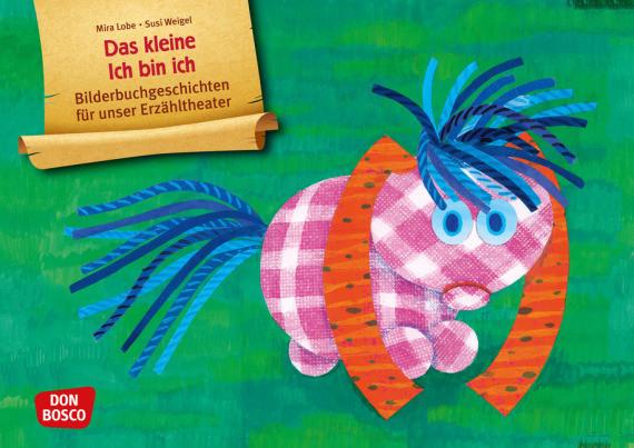 """Kamishibai-Karten """"Das kleine Ich bin ich"""""""
